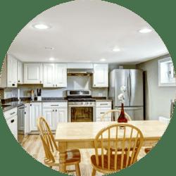 Design Ideas for Your Des Moines Basement Remodel - Basement Kitchen | Compelling Homes