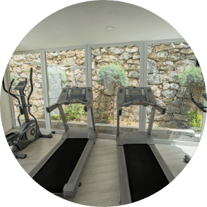 Design Ideas for Your Des Moines Basement Remodel - Home Gym in Basement | Compelling Homes
