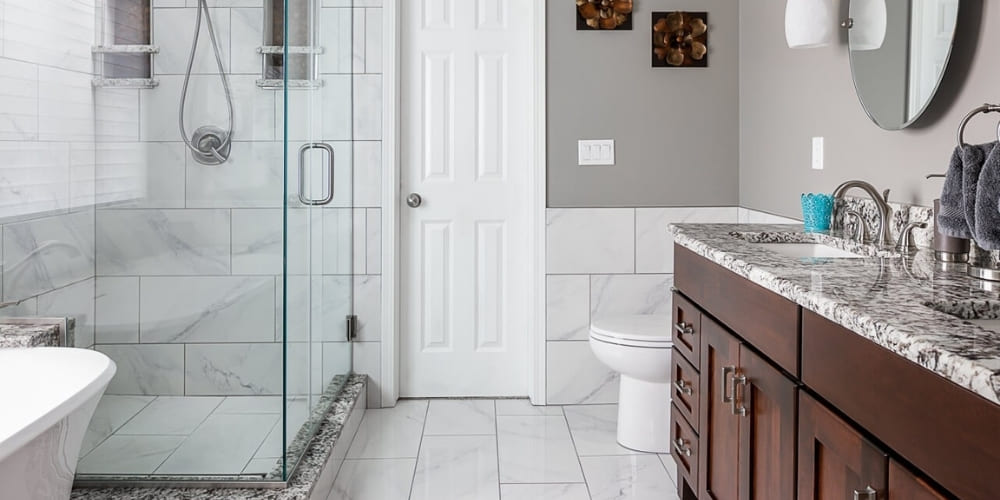 How Much Does a Bathroom Remodel Cost in Des Moines? | Compelling Homes, Des Moines, IA