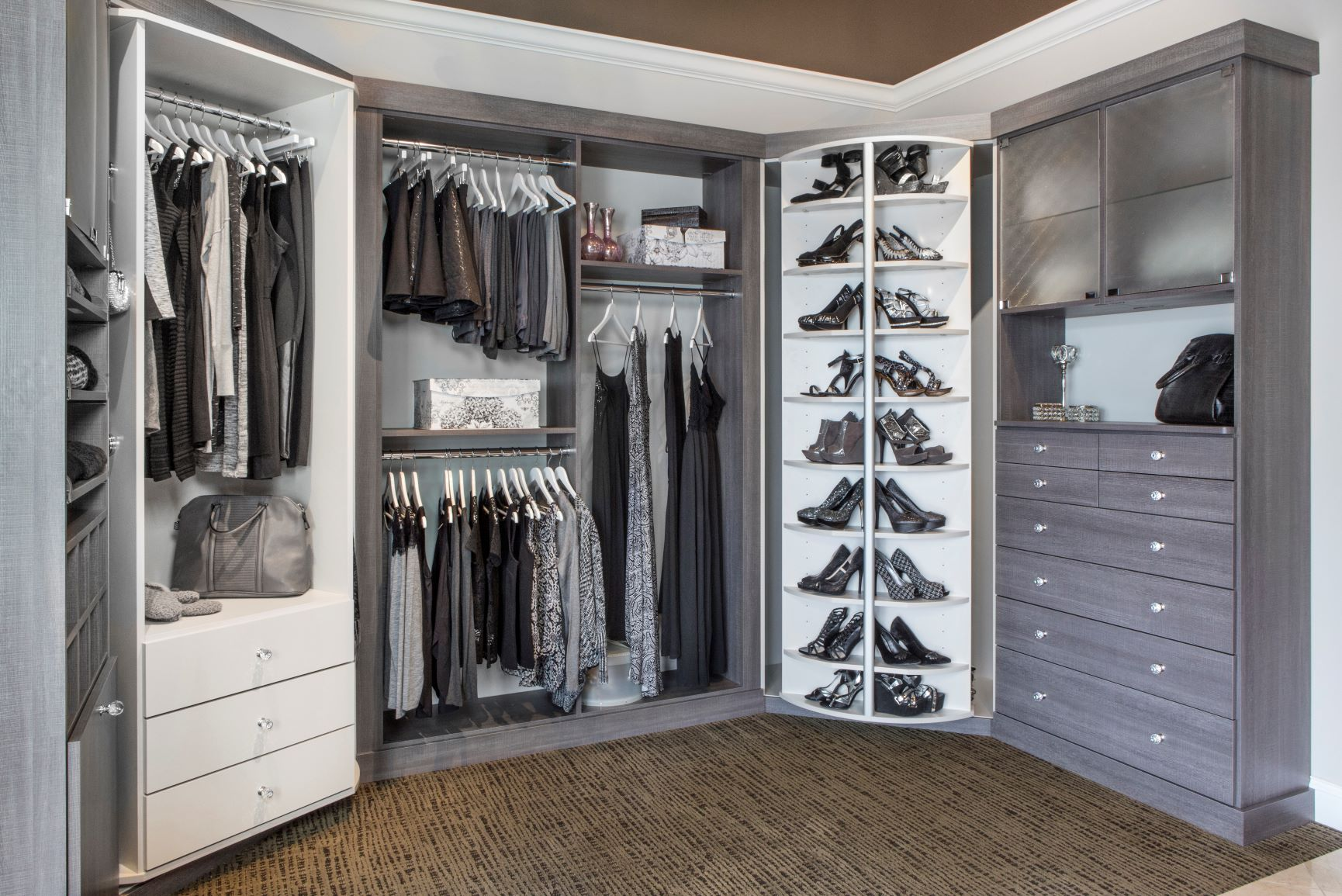 Custom Closets & Window Treatments