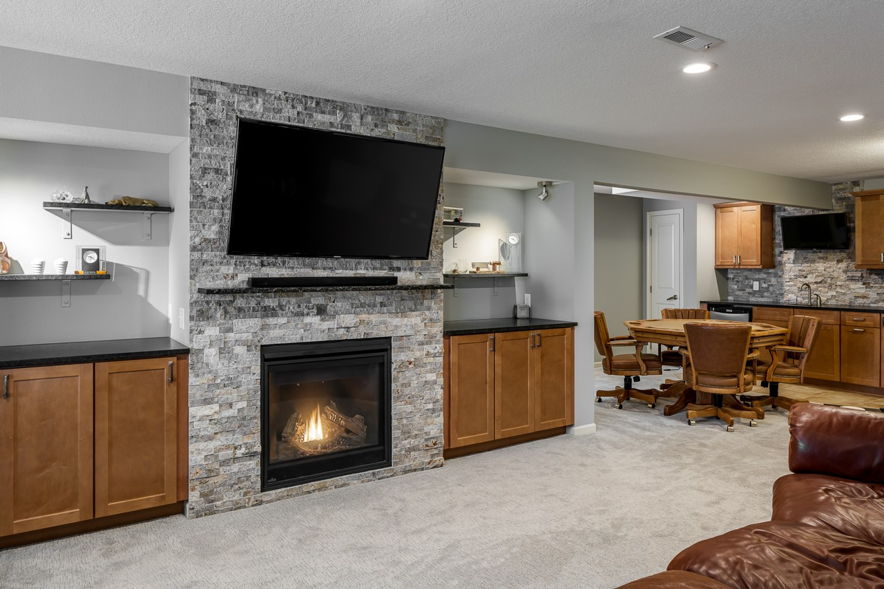 Design Ideas for Your Des Moines Basement Remodel